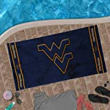 West Virginia Mountaineers Beach Towel at Amazon.com