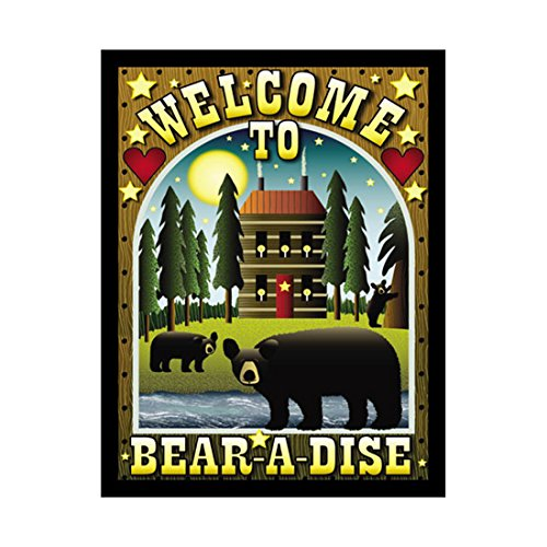 Bear Decorative Flag