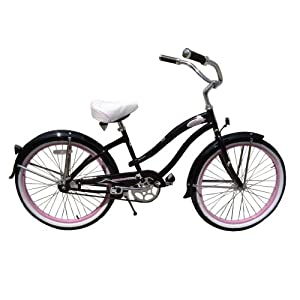 Amazoncom  Micargi Bicycles Rover 24quot Women39s Beach