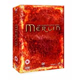 Merlin Complete BBC Series 5 [DVD]by Colin Morgan