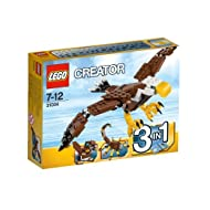 Lego Creator Fierce Flyer Building Sets