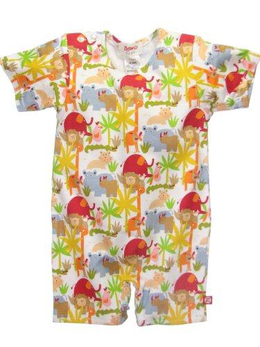 Zoo Crew Bodysuit Romper by Zutano - Buy Zoo Crew Bodysuit Romper by Zutano - Purchase Zoo Crew Bodysuit Romper by Zutano (Zutano, Zutano Apparel, Zutano Toddler Boys Apparel, Apparel, Departments, Kids & Baby, Infants & Toddlers, Boys, One-Pieces & Rompers)