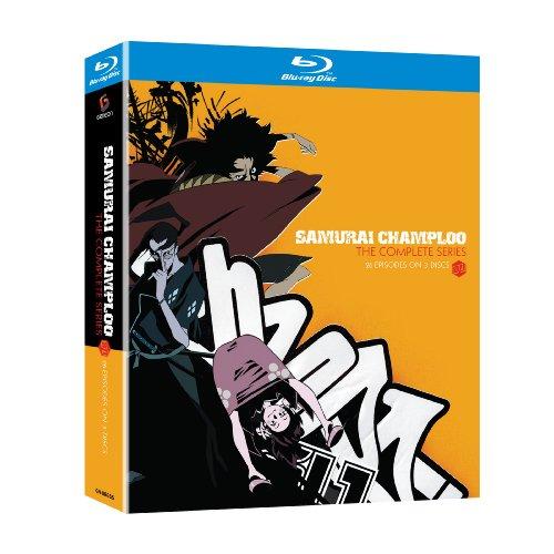 Samurai Champloo: Complete Series [Blu-ray] [Import]