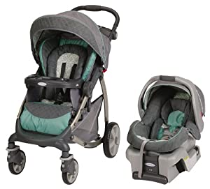 Graco Stylus Classic Connect LX Travel System, Winslet from Graco