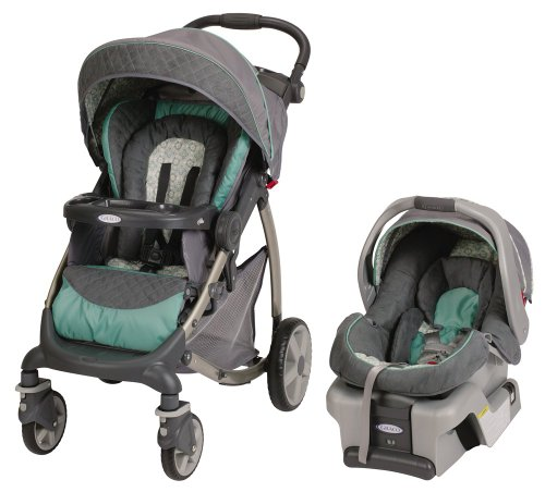 Cheapest Price! Graco Stylus Classic Connect LX Travel System, Winslet