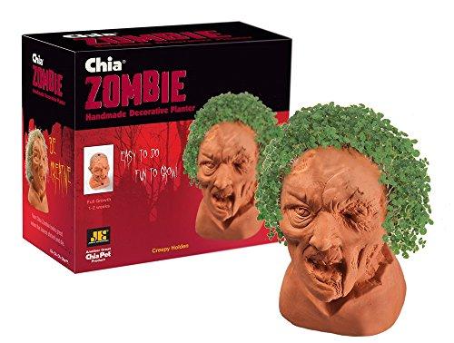 Chia Zombie -Creepy Holden
