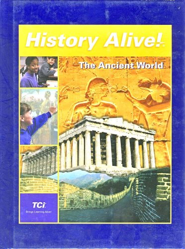 History Alive: The Ancient World (Ancient World History Textbook compare prices)