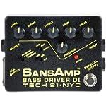 Tech 21 Sans Amp Bass Driver D.I. Bas...