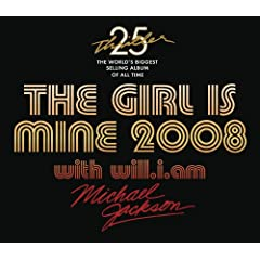 The Girl Is Mine 2008 with will.i.am