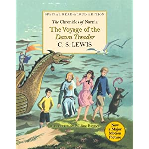 Voyage of the Dawn Treader Reading Comprehension Questions and Unit Study Activities