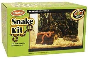 Amazon Com Zoo Med Starter Kit For Snakes Pet Habitat