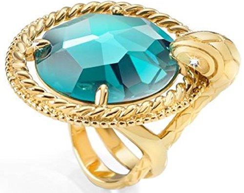 anello donna gioielli Just Cavalli Just Queen misura 18 trendy cod. SCABE06018