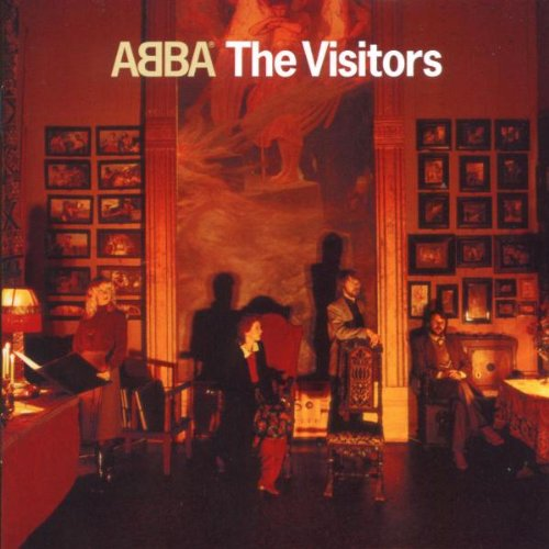 Abba - The Visitors (1984 - Clear Polydor - 800 011-2) - Zortam Music