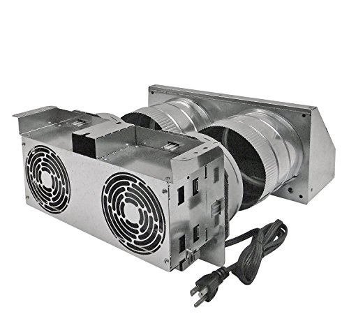 Tjernlund X2R  Remote Mount Xchanger Reversible Basement Fan (Exhaust Fan Cover Magnetic compare prices)