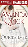 img - for Quicksilver (Arcane Society Series) book / textbook / text book