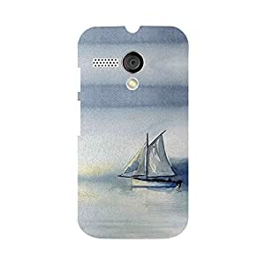Digi Fashion Designer Back Cover with direct 3D sublimation printing for Moto G