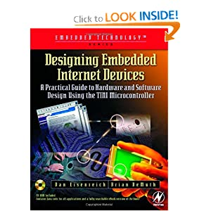 Designing Embedded Internet Devices Brian Demuth, Dan Eisenreich
