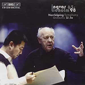 Orchestral Works 1963 - 1998 (Jia, Nso, Idenstan, Mattei)