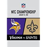 2009 NFC Championship Game: Minnesota Vikings vs New Orleans Saints ~ 2009 Nfc Championship...