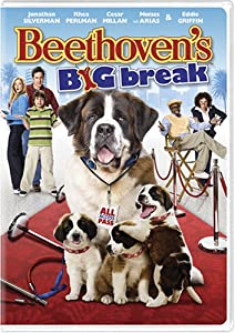 Beethoven's Big Break [DVD] [2008] [Region 1] [US Import] [NTSC]