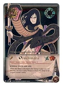 Revenge and Rebirth N-166 Orochimaru - Naruto CCG