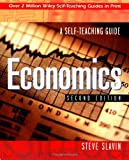 img - for Economics: A Self-Teaching Guide (Wiley Self-Teaching Guides) book / textbook / text book