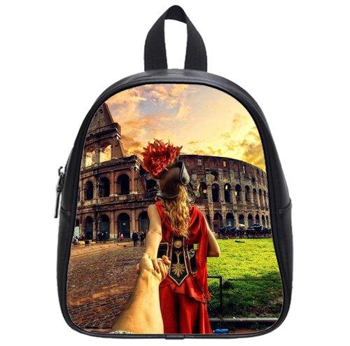 wholesale follow me kids school bag children backpacks top quality