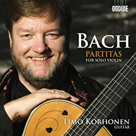 Violin Partita No. 1 in B Minor, BWV 1002 (arr. T. Korhonen): I. Allemanda