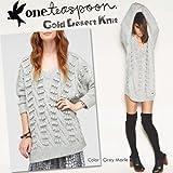 One Teaspoon ワンティースプーン ボンボン付き ニットセーター
