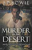 img - for Murder in the Desert (A Nick Fallon Investigation) (Volume 5) book / textbook / text book
