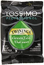 Tassimo Professional Twinings Green Tea 118 Ounce