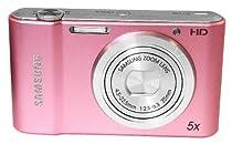 Samsung St68 Compact Digital Camera - 16.1mp - 5x Optical Zoom- Live Panorama - Pink