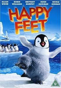 Happy Feet [DVD] [2006]: Amazon.co.uk: Elijah Wood, Robin ...