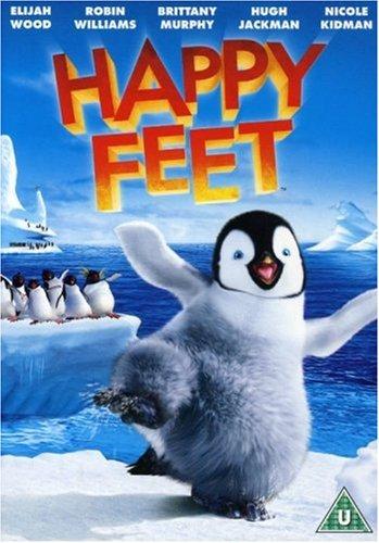 Happy feet cover