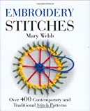 img - for Embroidery Stitches: Over 400 Contemporary and Traditional Stitch Patterns book / textbook / text book