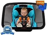 DaffaDoot Baby Car Mirror, Best Back...