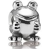 Pandora Silber Charm Frosch 790247