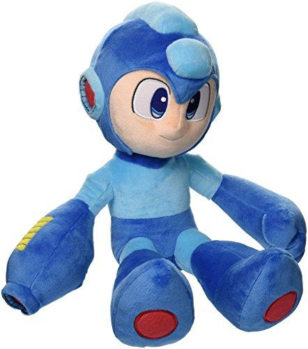 """Mega Man peluche Figurine 10""""(SAN-EI)"""