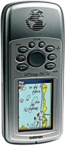 Garmin GPSMAP 76CSx Waterproof Hiking GPS (Discontinued by Manufacturer) by Garmin
