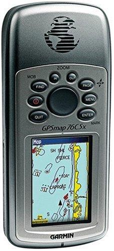 Garmin GPSMAP 76CSx Waterproof Hiking GPS (Discontinued by Manufacturer)
