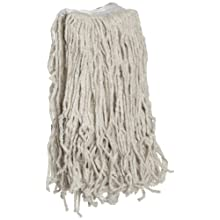 Boardwalk CM20024 24-Ounce Band Cotton Mop, 1-1/4 Inch (Case of 12)