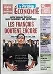 PARISIEN ECONOMIE (LE) du 15/10/2007...