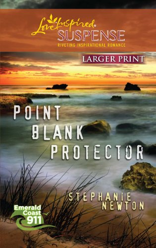 Image for Point Blank Protector (Love Inspired Large Print)