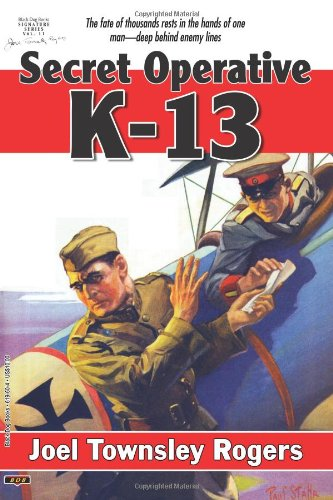 Secret Operative K-13