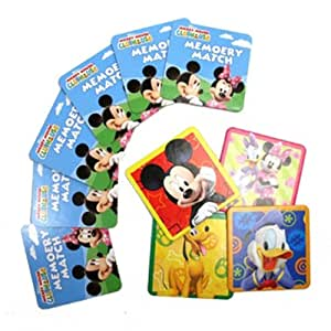 Amazon Com Disney Mickey Amp Minnie Mouse Club House Floor