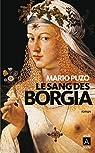 Le sang des Borgia par Puzo