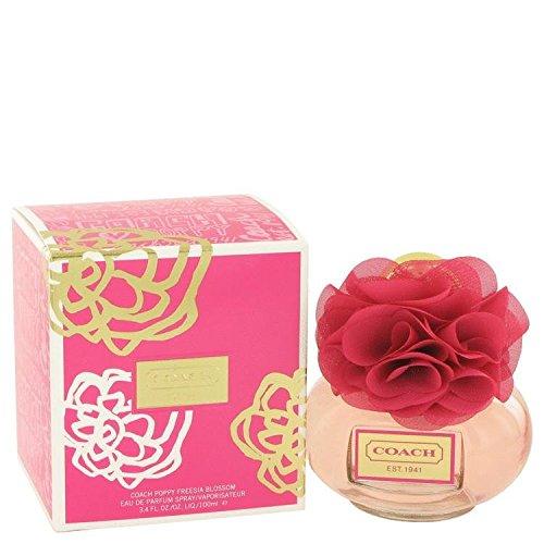 Coach Poppy Freesia Blossom by Coach Eau De Parfum Spray 3.4 oz for Women by Coach