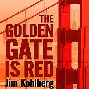 The Golden Gate Is Red | [Jim Kohlberg]