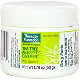 Nature's Plus, Thursday Plantation, Tea Tree Antiseptic Ointment, 1.76 oz (50 g)