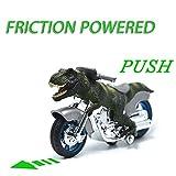 BigNoseDeer dinosaur motorcycle toys - animal friction motorcycles toys dinosaurs Tyrannosaurus T Rex